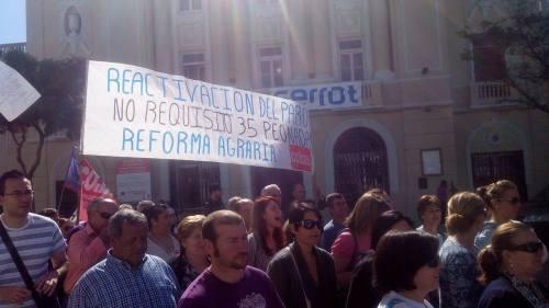 29.04.15 Manifestación afectados PER