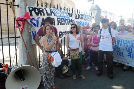 Jornalera Plataforma Afectados del PER